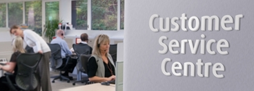Customer Service Centre Office