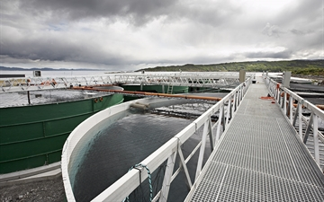 filled tanks in operation with SOLVOX®A and SOLVOX®Stream
